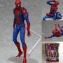 Spider Man Figma Max Factory Homem Aranha Pronta Entrega