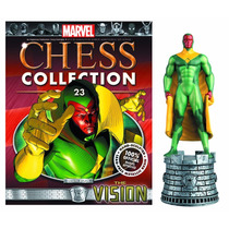 Miniatura 23 The Vision - Marvel Chess - Gibiteria Bonellihq