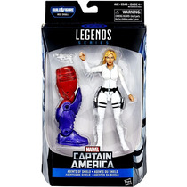Marvel Legends Agentes Da Shield Sharon Carter - Brinquetoys