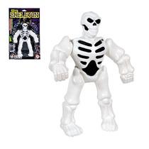 Boneco The Skeleton Brinquedo Infantil Menino Frete Grátis