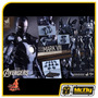 Hot Toys Iron Man Mark Vii Stealth Mode Version Mms282 Exclu