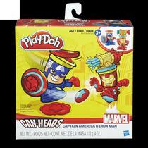 Play Doh Marvel 2 Potes Sortidos Ref. B0594