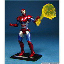 Iron Man Patriot - Marvel Universe - Hasbro - Series 2