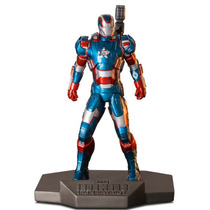 Boneco Estatua Iron Studios Iron Man 3 Iron Patriot 1:10 Dc
