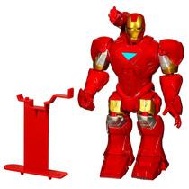 Iron Man Armor Charge - Eletrônico - Hasbro - P Entrega