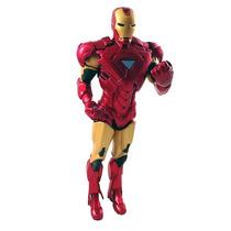 Boneco Iron Man 3 18cm Marvel Action Figure Homem De Ferro