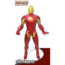 Boneco Articulavél Homem De Ferro 3 Marvel