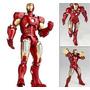 Iron Man (homem De Ferro) Mark Vii Revoltech Sci-fi 042