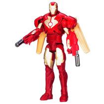 Homem De Ferro Boneco Iron Man 3 12 Polegadas Luxo - Hasbro