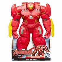 Boneco Iron Man Vingadores 2 - Armadura Hulkbuster - Hasbro