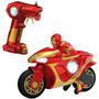 Moto Iron Man 3 Com Controle Remoto 7 Funções 5055 - Yellow
