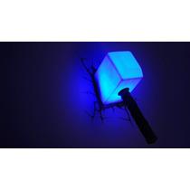 Luminária Avengers Martelo Do Thor - 3d Light Fx