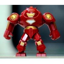 Tipo Lego Marvel Homem De Ferro Hulkbuster