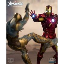 Avengers Iron Man - 1/6 Diorama - Iron Studios