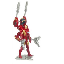 Iron Man 2 Armor Tech Negative Zone Upgrade Hasbro