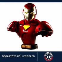 Sideshow Iron Man Comic Life Size Bust