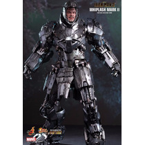 Iron Man 2 Whiplash Mark Ii Diecast Mms237d06