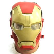 Máscara Homem De Ferro Avengers