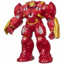 Hulk Buster Eletrônico - Os Vingadores - Hasbro B0441
