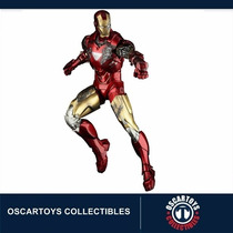 Hot Toys Iron Man 2 - Mark Vi - Tony Stark