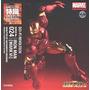 Sci Revoltech Iron Man 024- Markvi