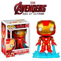 Funko Pop! Vingadores 2 - A Era De Ultron - Homem De Ferro