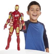 Boneco Eletrônico Iron Man Vingadores Era De Ultron Hasbro