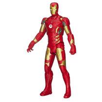 Iron Man Eletronico Avengers Titan Hero - B1494 B6177 Hasbro