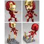 Boneco Figure Homem De Ferro Nendoroid - Armadura Mark 7