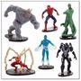 Coleção Ultimate Spider Man Play Set Disney