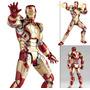 Figura Legacy Of Revoltech Iron Man Mark 42