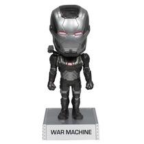 Boneco Marvel Homem De Ferro 3 War Machine Bobble Head Funko