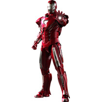 Hot Toys - Iron Man Mark 33 - Homem De Ferro 3