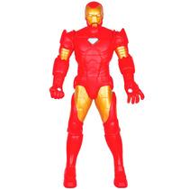 Boneco Homem De Ferro Mimo 55cm! Vingadores! Frete Grátis!!!