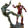 Iron Man Homem De Ferro 1:6 Diorama Avengers Iron Is-7551