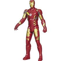 Boneco Avengers A Era Ultron - Iron Man Eletrônico - Hasbro