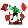 Hulk - Ed. 2003 - Toy Biz - Twist N Slam Hulk - Novo