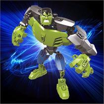 Lego Avengers Hulk 38 Pçs - 20cm - Sem Caixa