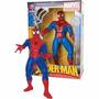 Boneco Gigante Homem Aranha Vermelho - 55cm - Marvel - Mi