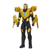 Iron-man Avengers Assemble Titan Hero Series - Hasbro