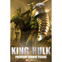 Sideshow King Hulk Premium Format Exclusive World War Hulk