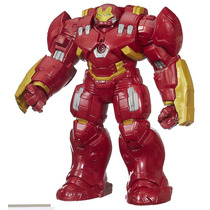 Marvel Avengers Titan Hero Tech Hulk Buster Eletrônico