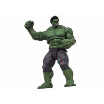 Boneco Hulk Avengers Age Of Ultron Marvel Select Hb Toys