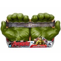 Mãos Incrível Hulk Punhos Luva Do Hulk Vingadores