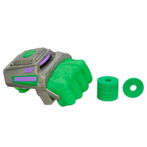 Lançador De Discos Nerf Avengers Hulk A6315 - Hasbro