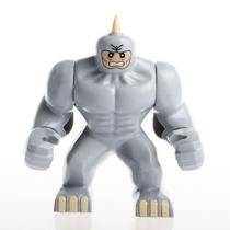 Rino Tipo Lego Grande Para Montar Lindos Bonecos