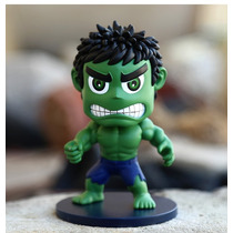 Boneco Bobhead Hulk - The Avengers Action Figure