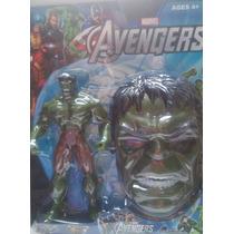 Boneco Hulk Mais Mascara!