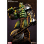 King Hulk Premium Format Sideshow Collectibles Marvel