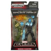 Marvel Legends Infinite Spider Man Electro